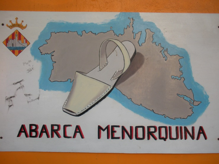 Abarcas Poster